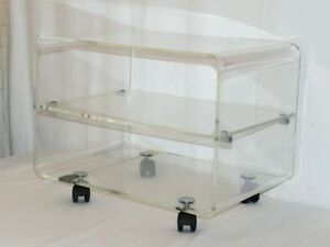 phonotisch plexiglas acrylglas beistelltisch phono tisch. Black Bedroom Furniture Sets. Home Design Ideas