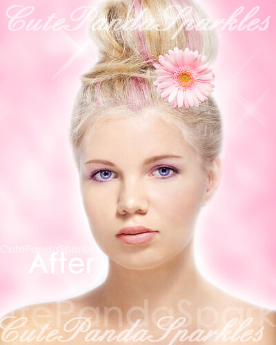 Photo Retouch Custom Professional Retouching Pageant Actor Model Glitz shots in Specialty Services, Artistic Services, Photography | eBay