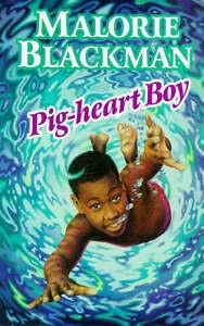 pig heart boy malorie blackman essay