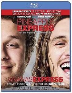 Pineapple Express (Blu-ray Disc, 2009, C...