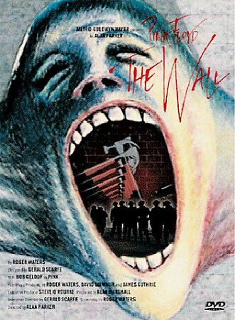 Pink Floyd   The Wall DVD, 1999, Special Edition