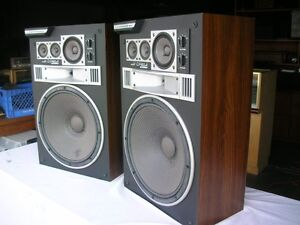 Pioneer-CS-922A-4-way-5-driver-speaker-system-HARD-TO-FIND-SYSTEM-15-Woofer