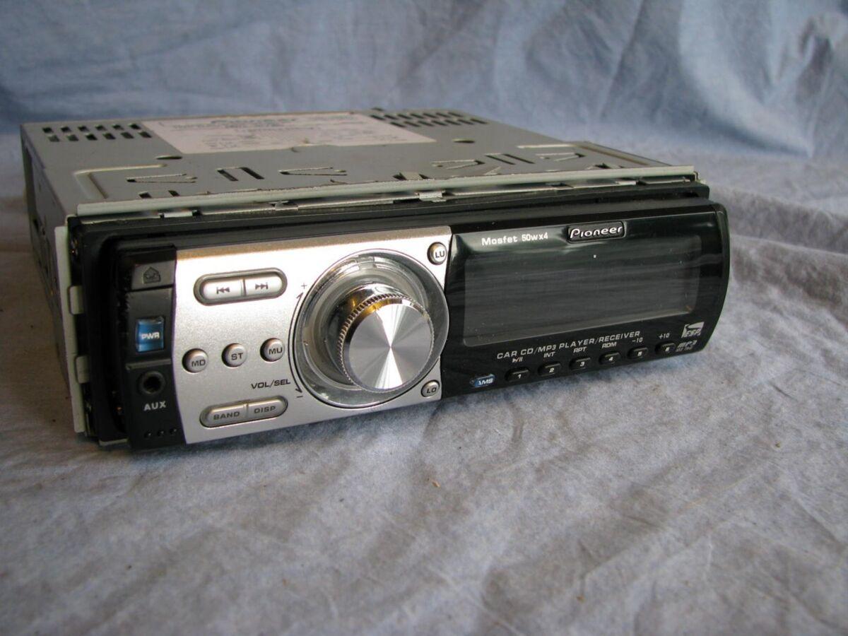 Pioneer deh 780mp