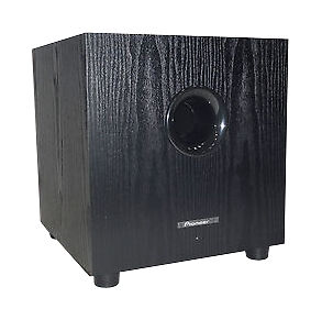 Pioneer SW-8 Powered Subwoofer