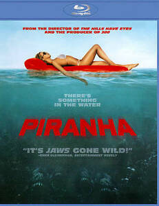 Piranha (Blu-ray Disc, 2011)