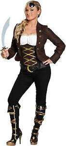 Piratin-Freibeuterin-Pirat-Karneval-Fasching-Kostuem-34-46
