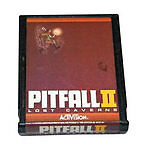 Pitfall II: Lost Caverns  (Atari 2600, 1...