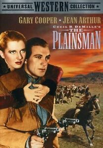 The Plainsman (DVD, 2004)