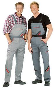 Planam-Latzhose-Highline-Arbeitslatzhose-Hose-Berufsbekleidung-Gr-40-54-24-30