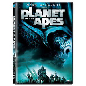 Planet of the Apes (DVD, 2003, Single Di...