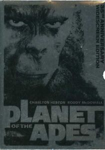Planet of the Apes (DVD, 2004, 2-Disc Se...