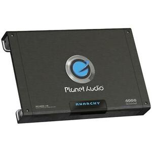 Planet Audio AC4000.1D Car Amplifier