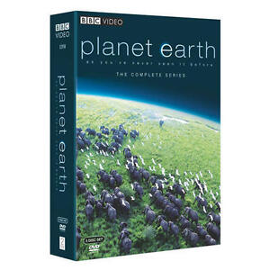 Planet Earth - The Complete Collection (...