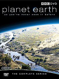 Planet Earth (DVD, 2006, 5-Disc Set)