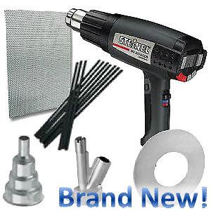 Plastic Repair Systems 110v Welding Kit Car Body Bumper