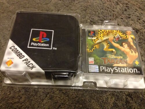 PSC » List of Playstation One CD carry case Combo Packs