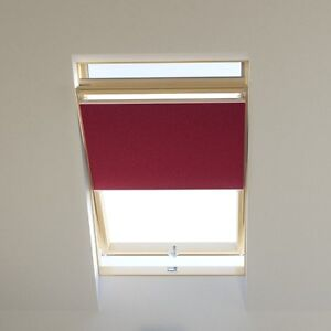 plissee dachfenster wabenplissee raumverdunkelnd fuchsia. Black Bedroom Furniture Sets. Home Design Ideas