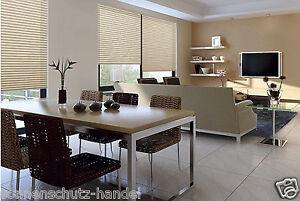 plissee rollo wabenstoff verdunklung hitzeschutz. Black Bedroom Furniture Sets. Home Design Ideas