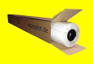 Plotterpapier-1-Rolle-80gr-91-4cmb-914-50m-l-A0-CAD-Ink-Jet
