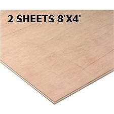plywood 9mm exterior wbp 8 39 x4 39 sheet far eastern ply cheap extra item p p ebay