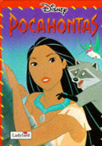 Pocahontas-Disney-Classic-Films-Lbd-Good-Ladybird-Books-Ltd