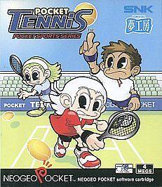 Pocket Tennis Color (NeoGeo Pocket Color...