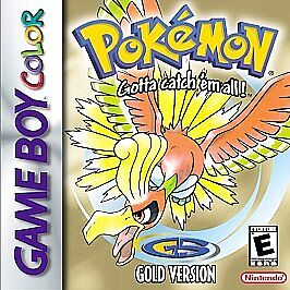 Pok�mon: Gold Version  (Nintendo Game Bo...