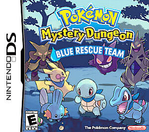 Pok�mon Mystery Dungeon: Blue Rescue Tea...