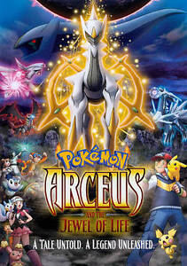 Pokemon: Arceus and the Jewel of Life (D...