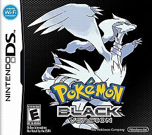 Pokemon: Black Version  (Nintendo DS, 20...