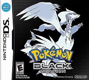 Pokemon: Black Version (Nintendo DS, 201...