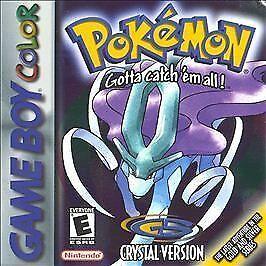 Pokémon: Crystal Version (Nintendo Game ...