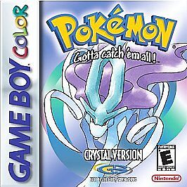 Pokemon Crystal Version  (Nintendo Game ...