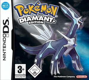 Pokémon: Diamant-Edition (Nintendo DS, 2...