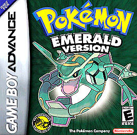 Pokemon: Emerald Version  (Nintendo Game...