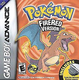 Pokemon: FireRed Version  (Nintendo Game...