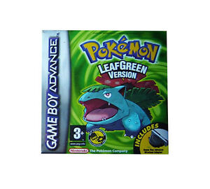 Pokemon: Leaf Green for Nintendo Game Bo...