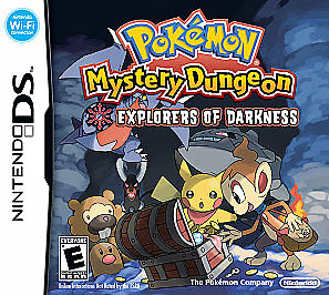Pokemon Mystery Dungeon: Explorers of Da...