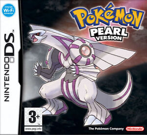 Pokemon Pearl Version for Nintendo DS