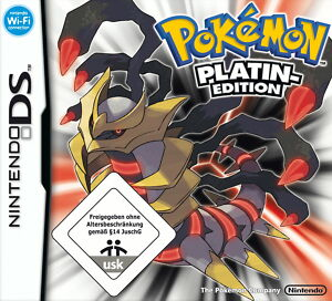 Pokémon: Platin-Edition (Nintendo DS, 20...
