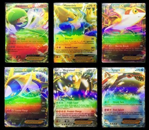 POKEMON Trading Card Game 60 piece TCG