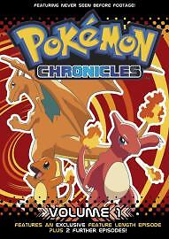 Pokemon Vol.1-3 (DVD, 2008, 3-Disc Set)
