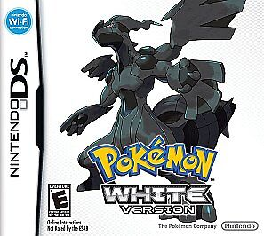 Pokemon: White Version  (Nintendo DS, 20...