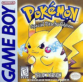 Pokemon: Yellow Version -- Special Pikac...