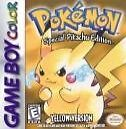 Pokemon Yellow Version: Special Pikachu ...
