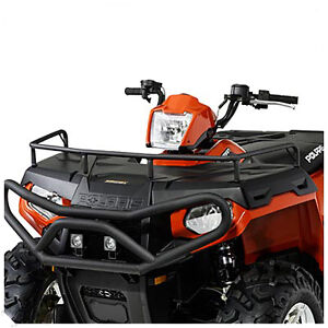 Polaris New Sportsman ATV Front Bumper Brush Guard 2878669 | eBay