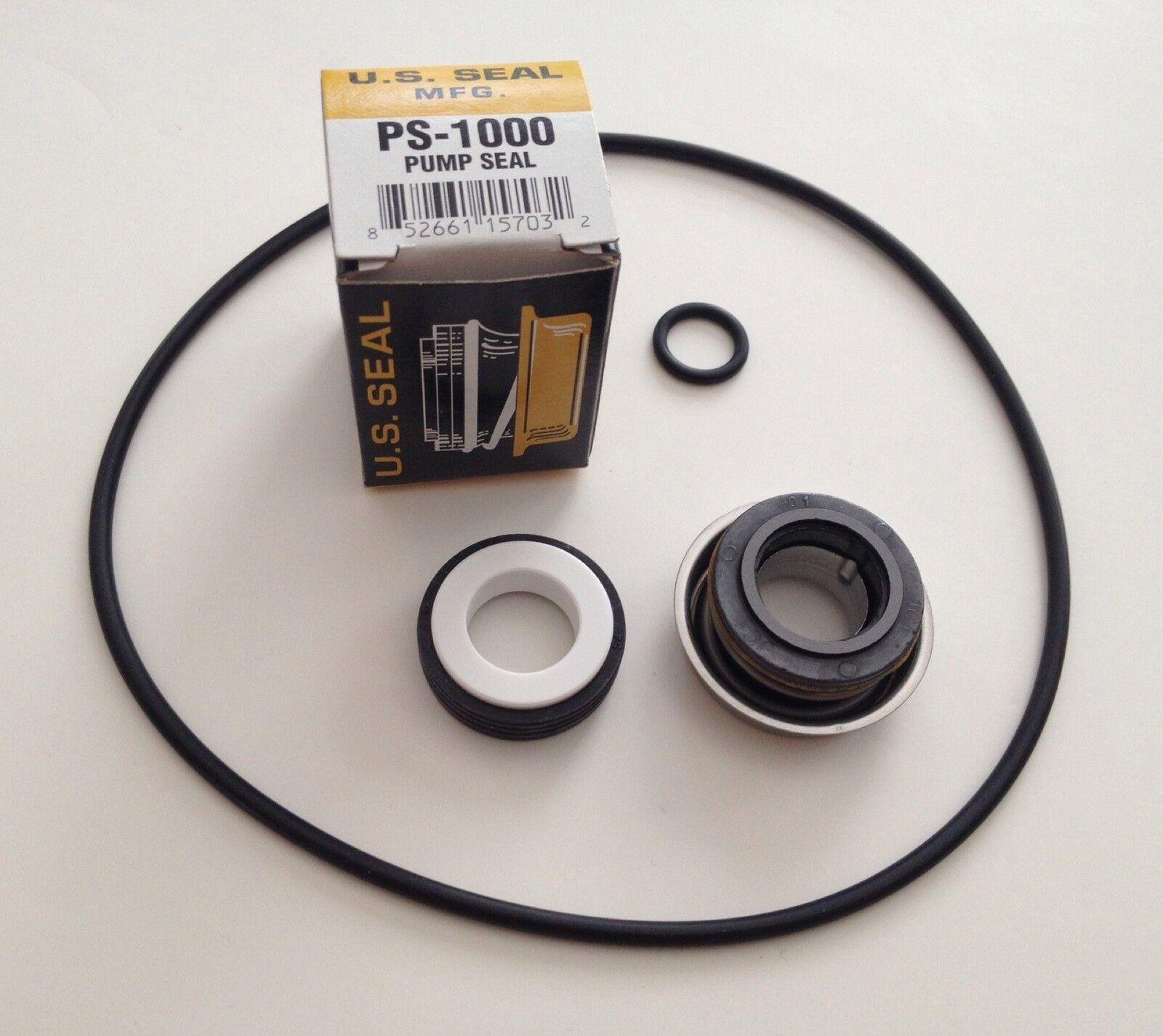Polaris Pb4 60 Booster Pool Pump Seal Volute Shaft O Ring Leak Repair Kit