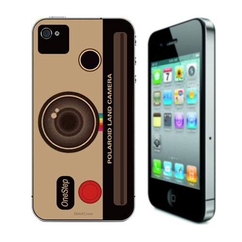 Polaroid land Camera iPhone 4 Skin Sticker Decal vinyl