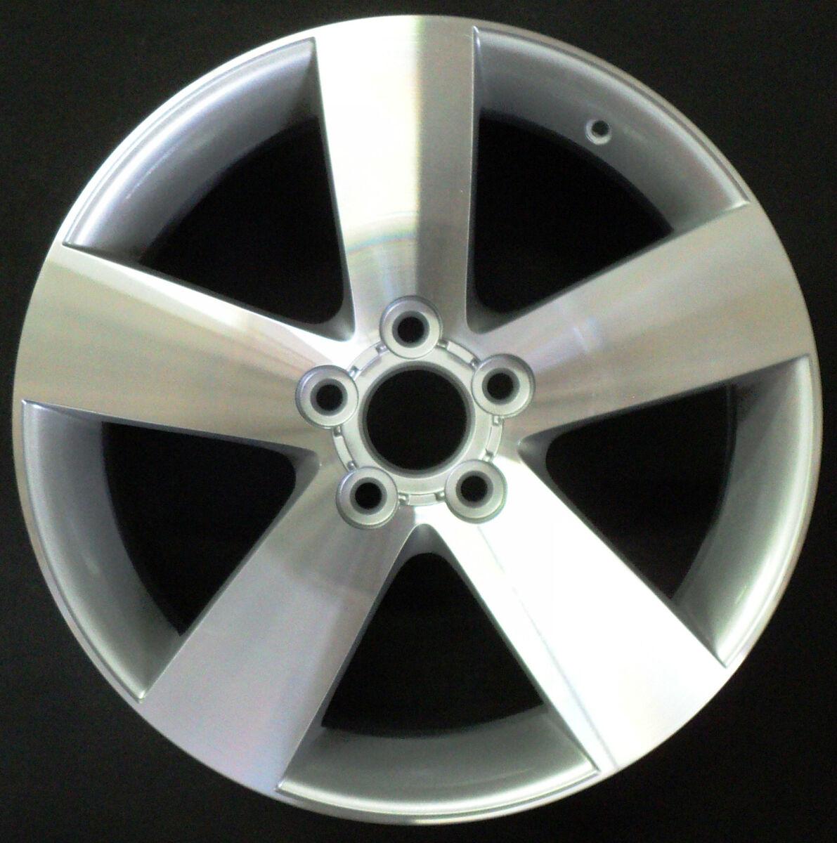 G8 2008 2009 19 5 Spoke Machined Finish Factory OEM Wheel Rim H# 6640