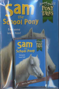 Pony-Tales-Sam-the-School-Pony-Book-and-Tape-No-1-Jenny-Dale-Good